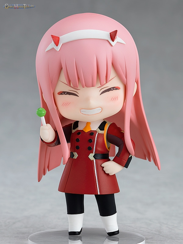 nendoroid zero two darling in the franxx