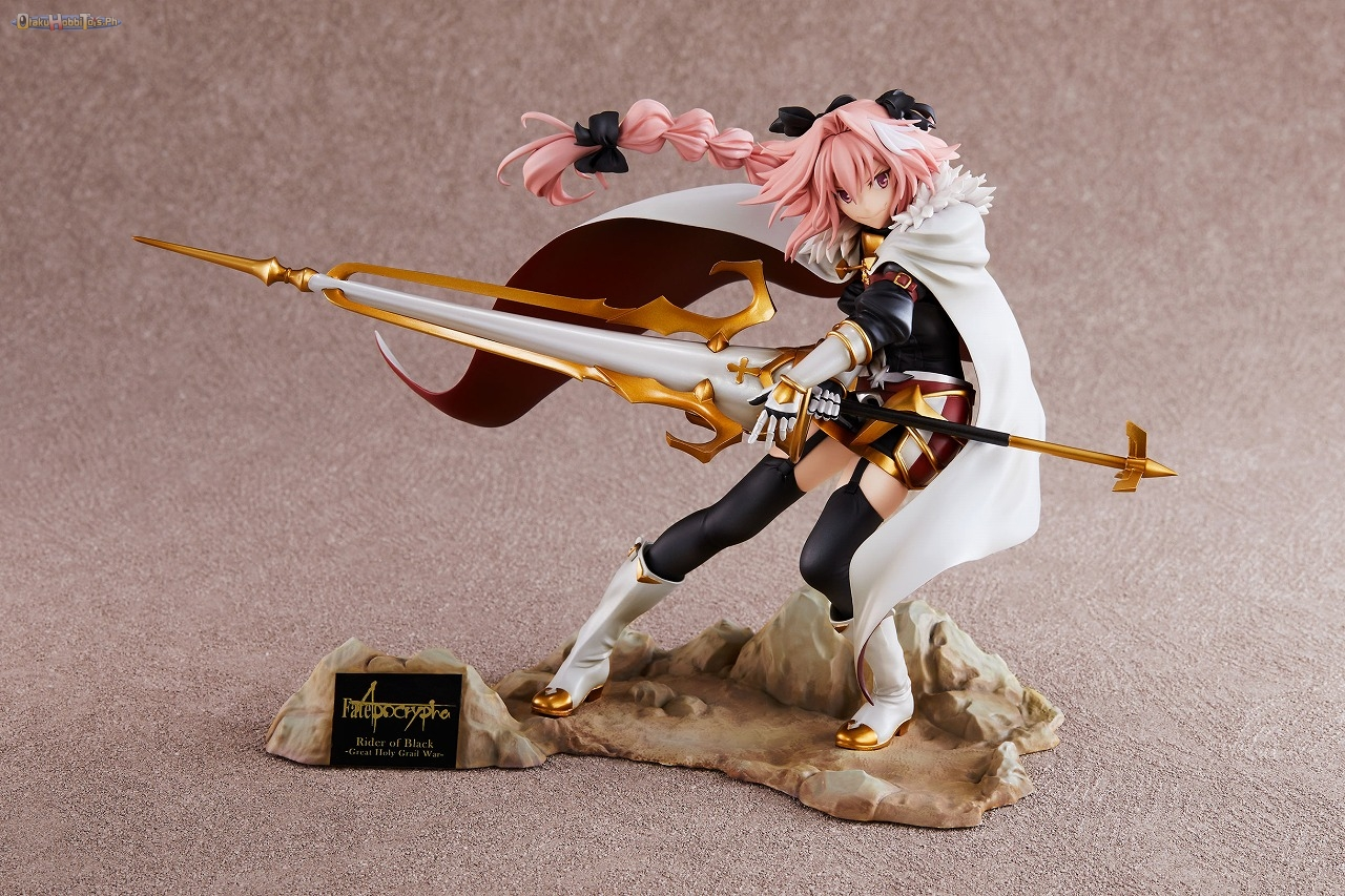 Aniplex 1 7 Rider Of Black Quot Astolfo Quot Fate Apocrypha