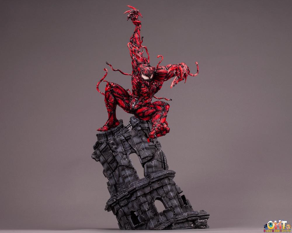 Kotobukiya 1/6 Maximum Carnage Fine Art Statue - Marvel ...
